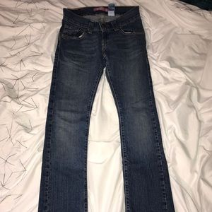 Authentic Levi's Slouch Straight jeans